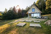 Soběstačný dům je parádní vizí do budoucna