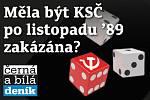 Černá a bílá: Měla být KSČ po listopadu 1989 zakázána?