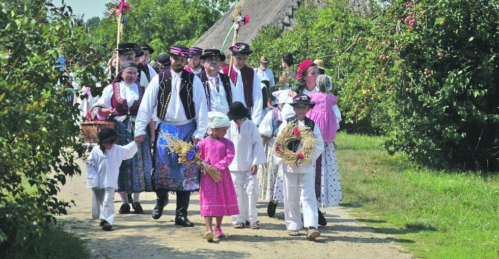 Skanzen Strážnice, Muzeum vesnice jihovýchodní Moravy.