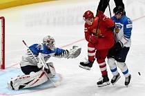 Finsko v semifinále porazilo Rusko 1:0.