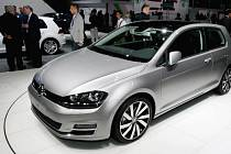 Nový VW Golf