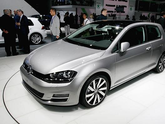 Nový VW Golf