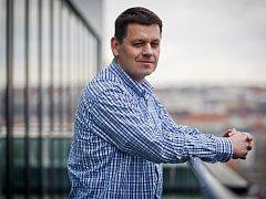 Ředitel programového managementu společnosti AVG Jan Macek.
