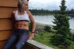 Barbora Havlíčková (ČR) - běh na lyžích