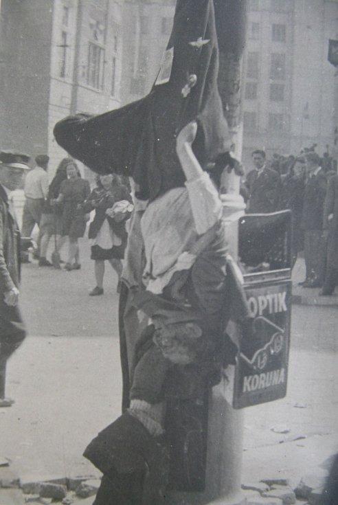Pražské povstání, pouliční lynčování
