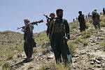 Bojovníci Tálibánu - ilustrační foto