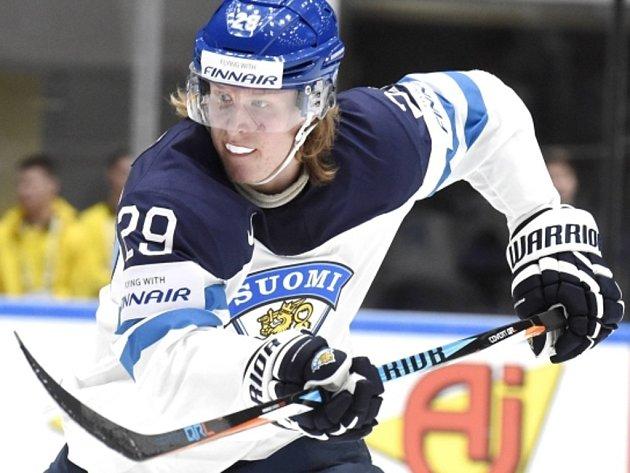 Finský talent Patrick Laine.
