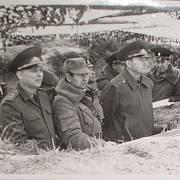 Cvičení ve Vojenském Újezdě.