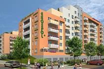 Developerská společnost Ekospol postaví na pražském Barrandově 267 nových bytů včetně luxusního za 18,4 milionu korun.