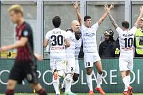 Fotbalisté Udinese