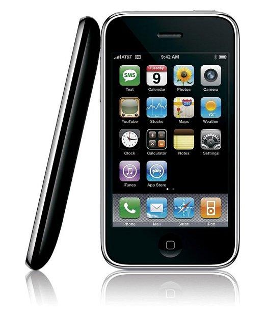 Mobilní telefon iPhone 3G nahradí modernější bráška iPhone 3GS od společnosti Apple.