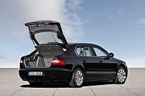 Nový model Škoda Superb