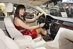 Prezentace nového modelu Škoda Superb
