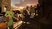 Golem VR pak provede hráče magickou rudolfínskou Prahou.
