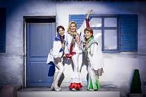 Helena Vondráčková zazářila jako Donna v muzikálovém hitu Mamma Mia!