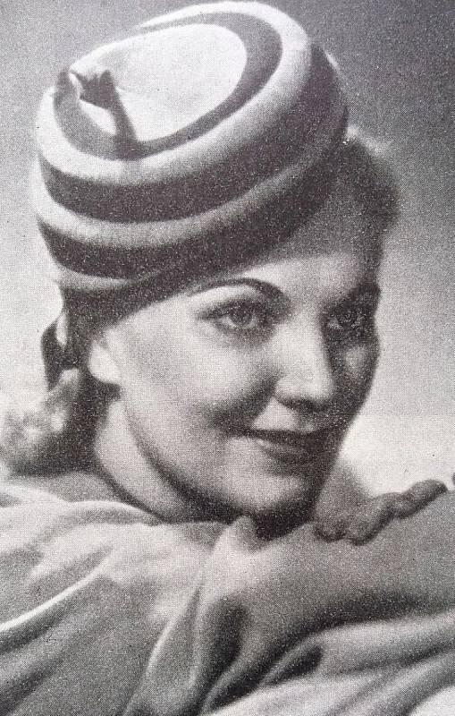 Zakázaná Jiřina Štěpničková