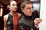 Po boku Rowana Atkinsona ve filmu Johnny English znovu zasahuje (2018).