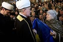 Menšina krymských Tatarů. Ilustrační foto.