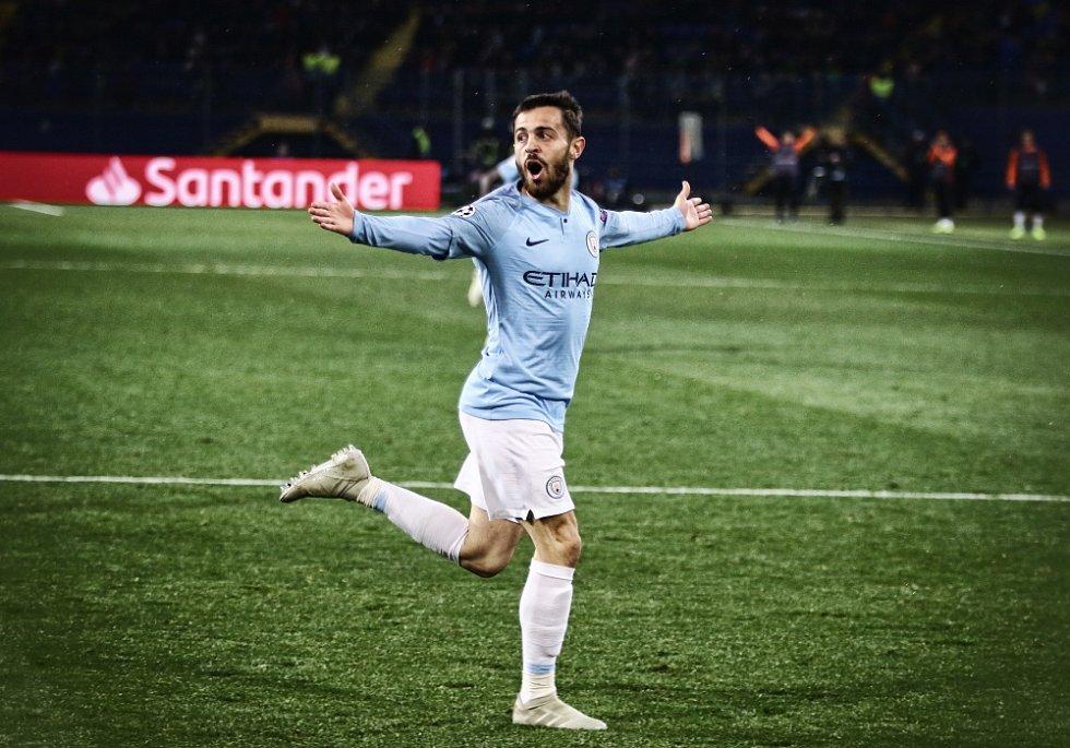 Nejlepší hráč Manchesteru City podle fanoušků - Bernardo Silva