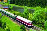 Malé i velké milovníky vláčků potěší model železnice Miniatur-Elbtalbahn v měřítku 1:87. Nachází se v městečku Königstein.