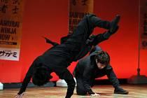 První Američan v dějinách Japonska se stal placeným bojovníkem nindža. Ilustrační foto.
