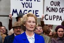 Meryl Streep získala za roli Margaret Thatcher ve filmu Železná lady Oscara