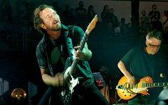 Pearl Jam v Praze.