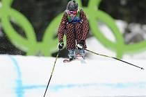 První olympijskou vítězkou ve skikrosu je Kanaďanka Ashleigh McIvorová.