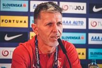 Trenér Jaroslav Šilhavý