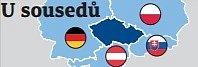 Usousedů. Přečtěte si, co se děje vNěmecku, Rakousku, Slovensku a Polsku.