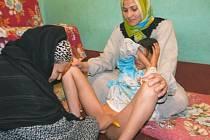 Ženská obřízka. Ilustrační foto.