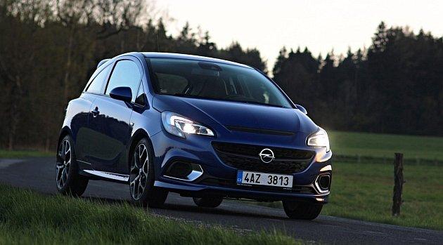 Opel Corsa OPC.