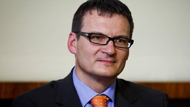 Generální ředitel Ředitelství silnic a dálnic (ŘSD) Jan Kubiš.