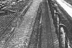 Koncentrační tábor Neuengamme, v němž docházelo k pokusům