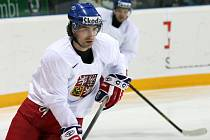 Útočník Zbyněk Irgl hájí v KHL dres Jaroslavle.