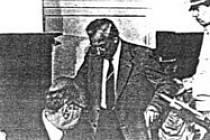 Foto z procesu s Barthem v NDR v roce 1983.