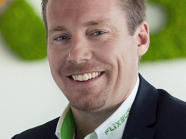 Zakladatel Flixbusu André Schwämmlein
