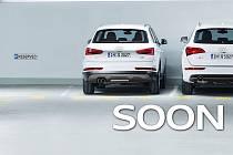 Audi láká na odhalení nového crossoveru.