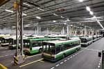 Díky dotaci z evropských fondů se Plzeňským městským dopravním podnikům v letech 2016–2018 podařilo výrazně omladit vozový park