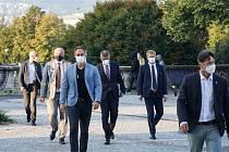 Premiér Andrej Babiš uvedl Romana Prymulu do úřadu ministra zdravotnictví.