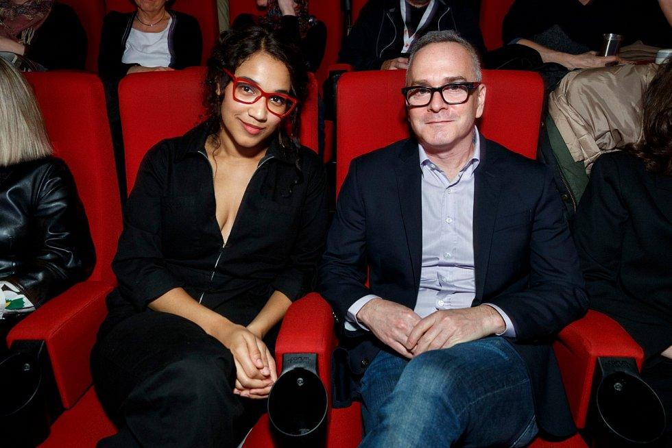 Dela Meskienyar a Tim Sutton na festivalu Berlinale