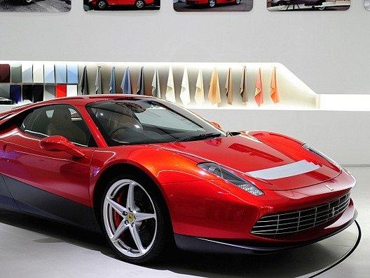 Ferrari pro Claptona