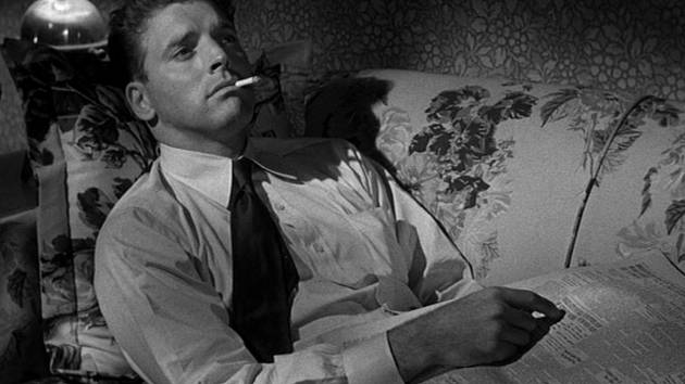 CRISS CROSS. Burt Lancaster v Siodmakově filmu z roku 1949.