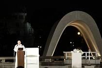 Papež František v Hirošimě