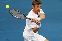 Bývalý nejlepší tenista světa Španěl Juan Carlos Ferrero.