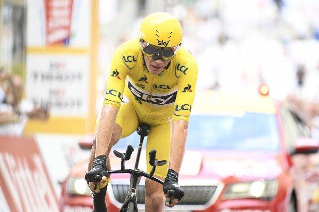 Chris Froome na Tour de France