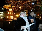 České koledy letos opět tradičně zazněly v Bavorsku, na mnichovském Rindermarktu, kde se zúčastnilo 70 zpěváků.