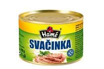Firma Hamé stahuje z trhu pomazánky Svačinka kvůli přítomnosti sóji, která nebyla uvedena na obalu.