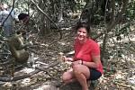 Ivana Jurášová ze Svárova u Velkých Bílovic na Břeclavsku provozuje cestovní agenturu.