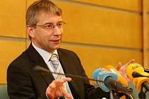 Ministr práce a sociálních věcí Jaromír Drábek